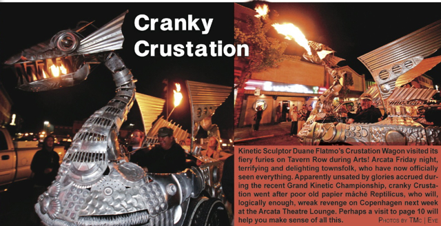 crustation