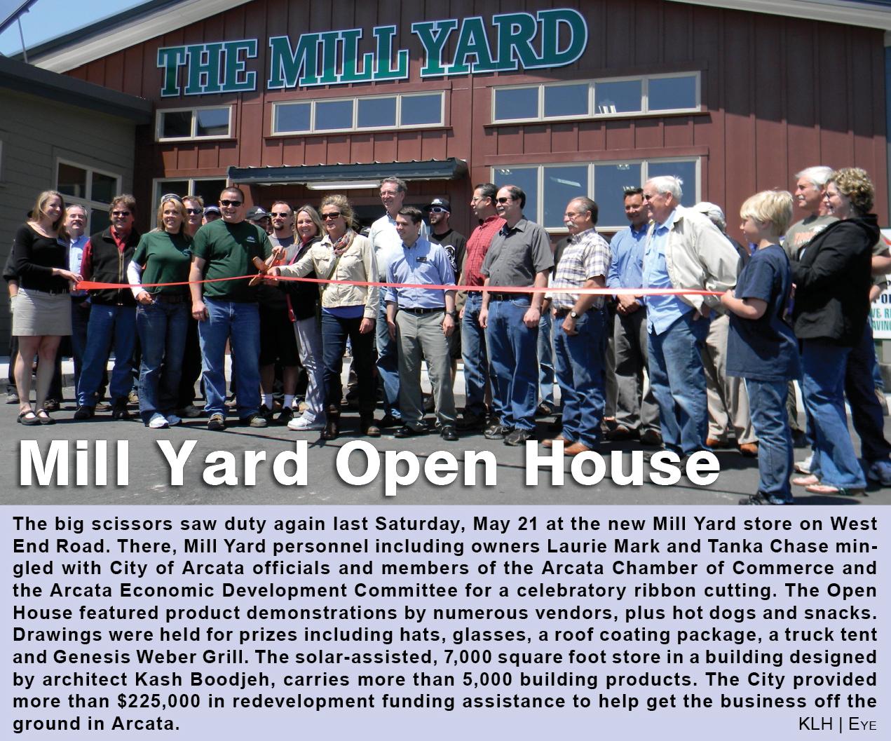 mill-yard