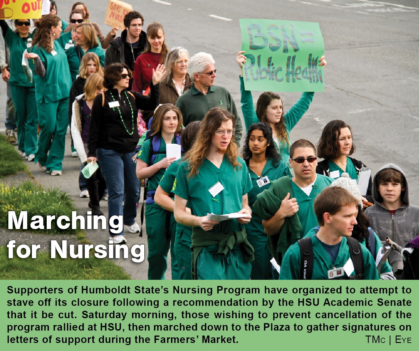 nursemarch