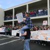 Arcata High Students Protest Teacher Layoffs – March 25, 2011