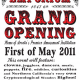 Shea Freelove's Circus Emporium Opens Sunday, May 1