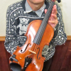 Tony Made A Violin – May 30, 2012