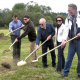 Mad River Parkway Project Breaks Ground – July 25, 2012