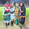 Let's Dress Up Like Girls And Play Softball. For The Environment. Again. Bat 'N' Rouge 2012 Is Friday, Sept. 7
