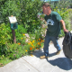 Veterans Memorial Park Vandalized, Trashed, Defoliated