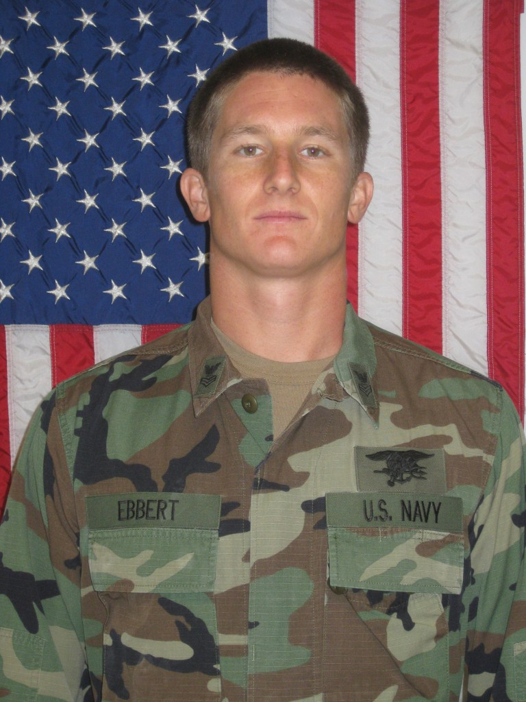 Petty Officer 1st Class Kevin R. Ebbert