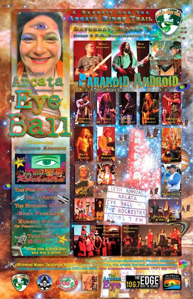 Eye Balll 2013 Poster