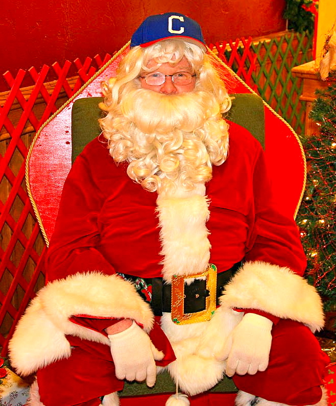 Post bragged that he had made $7,000 as Santa Claus in 2011. But he skipped out the $100 balance of his rental fee for the suit that year, paid nothing for the 2012 use and never returned the suit to the Costume Box. Photo by Matt Filar.
