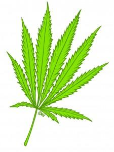 ye olde pot leaf