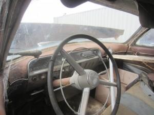 The interior and dash.