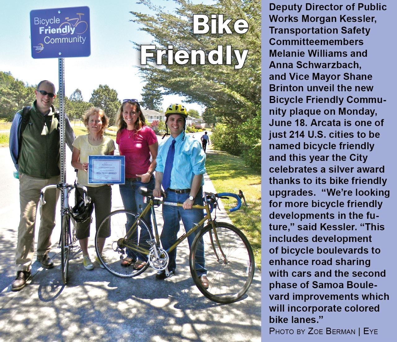 bike-friendly