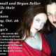 A Musical Marriage At Mosgo's Tuesday, Oct. 26