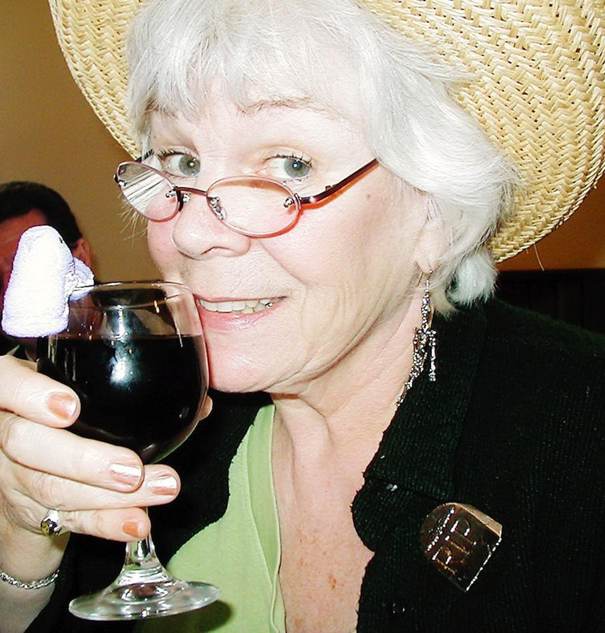 Dell'Arte's 2013 Lifetime Achievement Award Honoree Jane Hill